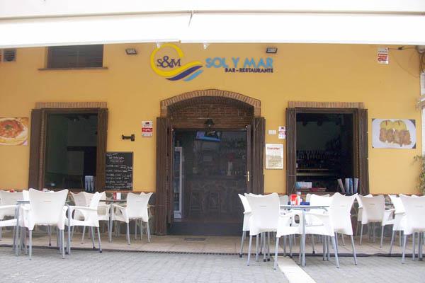 Restaurante SOL y MAR en Estepona Bar de Tapas