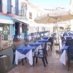 Fachada Restaurante Las Gitanillas Estepona