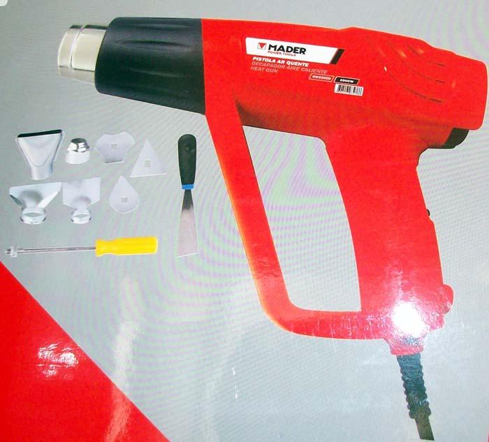 Herramientas y accesorios para bricolaje