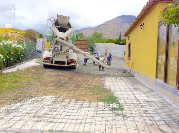 Impermeabilización Tratamiento contra la Humedad Construcciones MARPECON en Estepona