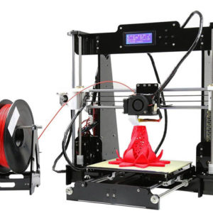 Impresoras 3D material Tamaño de Impresión Grande