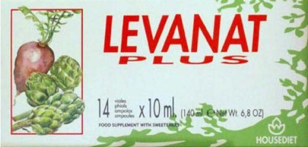 LEVANAT Plus vientre plano