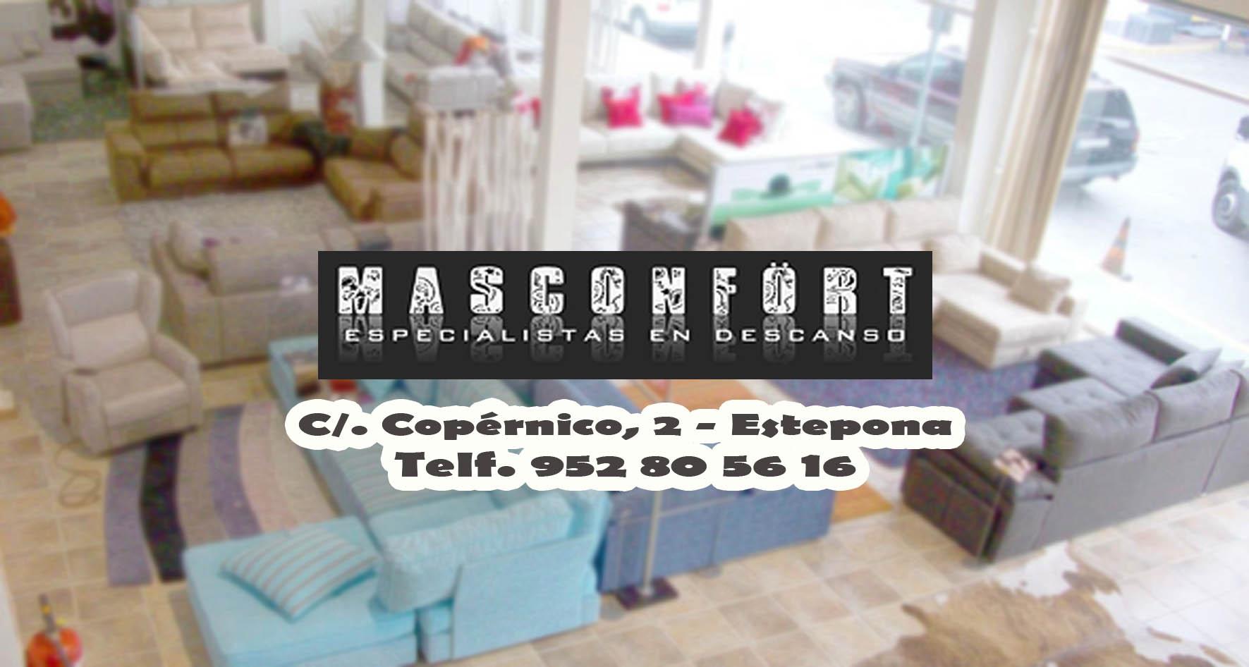 Masconfort Sofás Y Colchones En Estepona Málaga