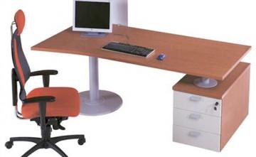 Mesa para oficina con cajonera