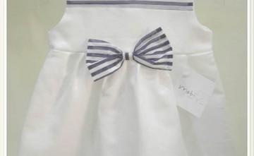 Vestido marinero, moda infantil Fuengirola