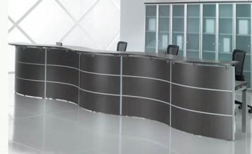 Mostrador - recibidor para oficina