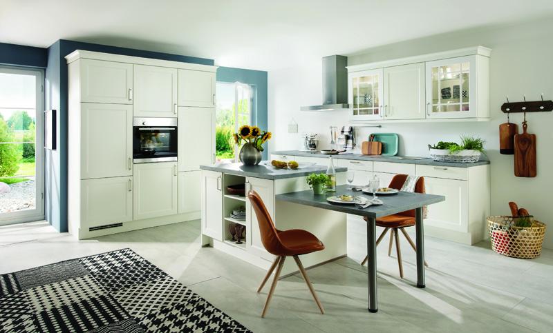 Muebles de cocina con isla - Muebles en estepona ...