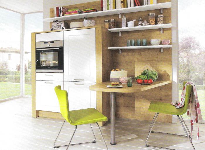 Muebles tradicionales de cocina con estilo - Estilos de muebles de cocina ...