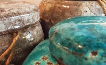Objetos de decoración, Estepona