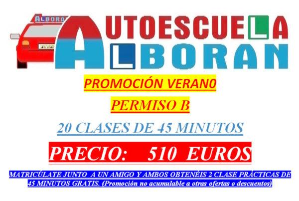 Permiso de Conducir B Autoescuela en Estepona