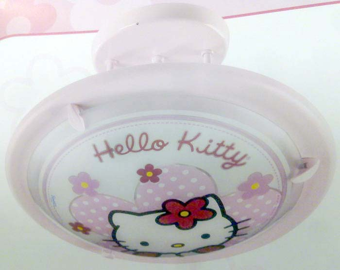 Plafón Hello Kitty