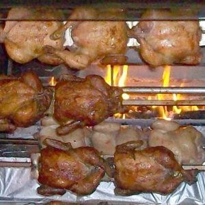 Pollos Asados a Leña en Sabinillas
