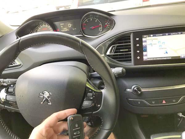 Programación de llaves de coche en Sotogrande