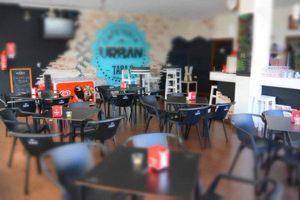 Bar de Tapas y Restaurante en Estepona URBAN TAPAS
