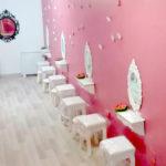 Salón para Celebraciones de Princesas DIVERCUT en Estepona