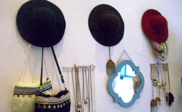 Sombreros y complementos, hechos a mano
