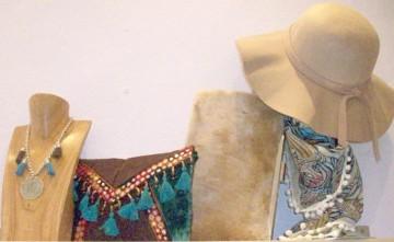 Sombresos y bolsos hechos a mano