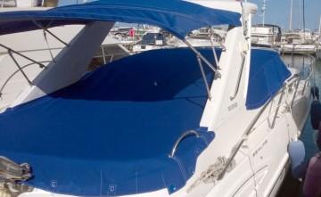 Tapicería náutica, lona fondeo Marbella