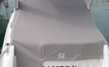 Tapicería náutica, lona fondeo, Sotogrande