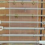 Terminales y barras de cortinas