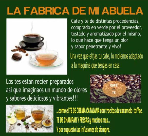 Tienda de Cafés Tés y Especias en Estepona