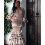 Traje de flamenca modelo Almanzora
