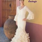 Traje de flamenca modelo Embrujo