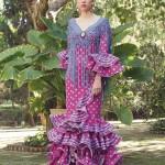 Traje de flamenca modelo Esencia