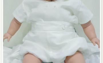 Traje de niño para bautizo Fuengirola