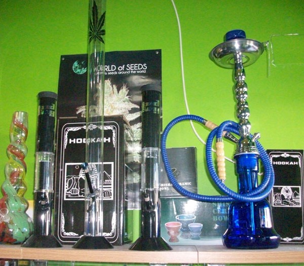 Flower Power Grow Shop Cachimbas en Estepona