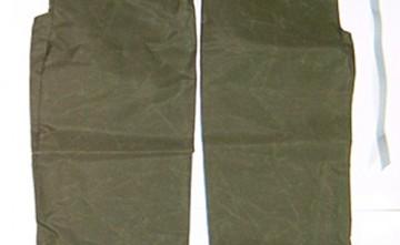 Zahona verde impermeable