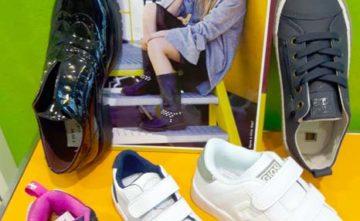 Zapatillas deportivas para bebés e infantil