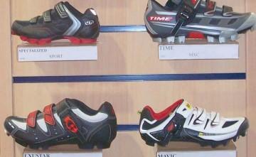 Zapatillas para ciclismo SPECIALIZED, MAVIC, TIME, EXUSTAR
