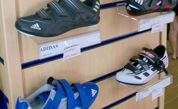 Zapatillas para ciclismo. Calzado deportivo para ciclistas