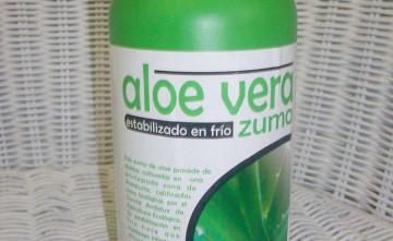 Zumo de Aloe Vera en Estepona