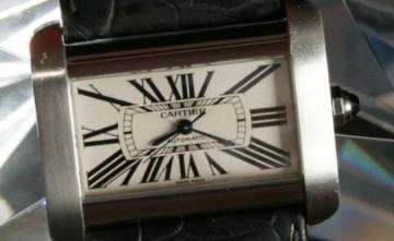Reloj CARTIER, Empeños y compro oro en Estepona