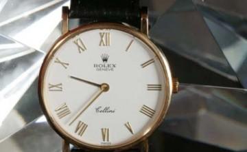 Reloj Rolex de oro Estepona