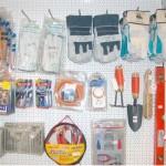 Artículos de construcción, palustre, guantes, niveles, brocas Estepona
