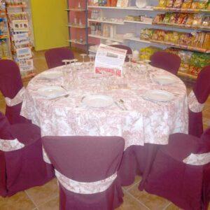 Celebraciones de bodas bautizos y comuniones en Estepona