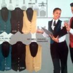 Chalecos, uniformes de hostelería en Estepona