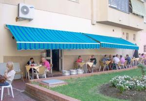 Terraza Bar Mena el Tobalo Estepona
