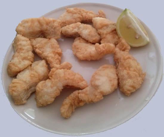 Pescados y Mariscos en Estepona Pescaito frito