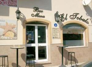 Fachada Bar Mena el Tobalo Estepona