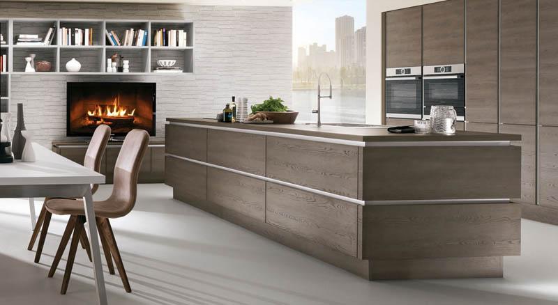 Muebles de cocina con isla central - Muebles de cocina con isla central ...