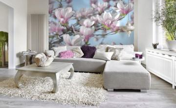 Fotomurales para vestir sus paredes de una forma sencilla y moderna