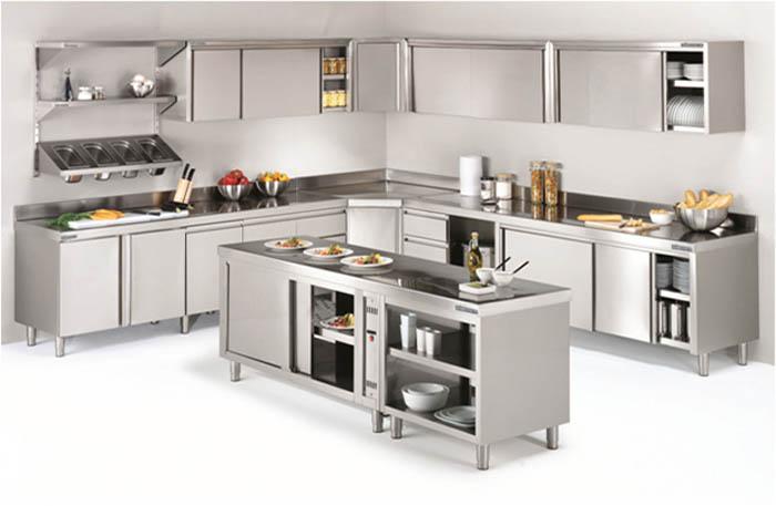 Diseño de cocinas para hostelería, Estepona