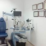 Gabinete para optometría