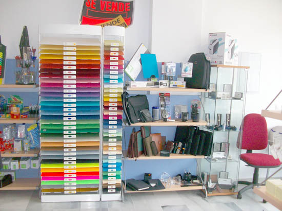 Material de oficina papeler a en estepona instalaci n - Papeleria de oficina ...