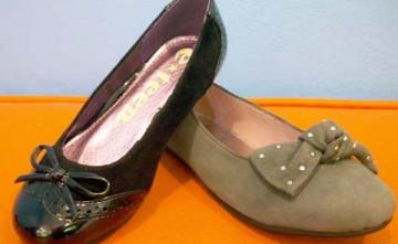 Manoletinas niña, zapatos infantiles