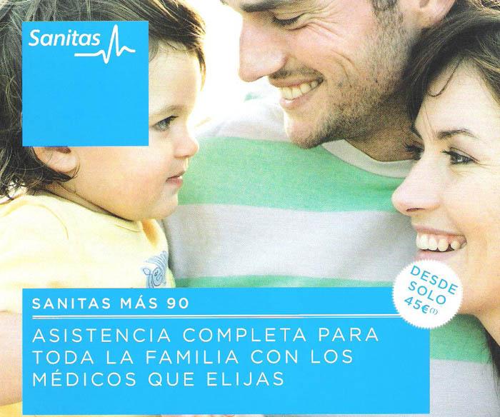 Más noventa, seguros médicos para toda la familia